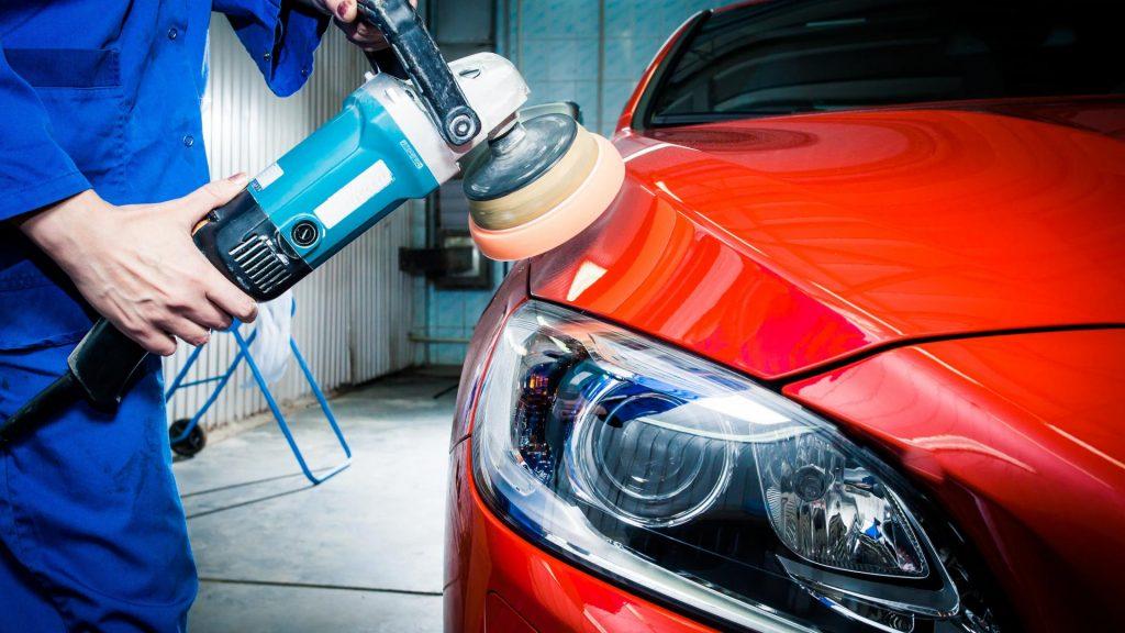 Как восстановить блеск автомобиля